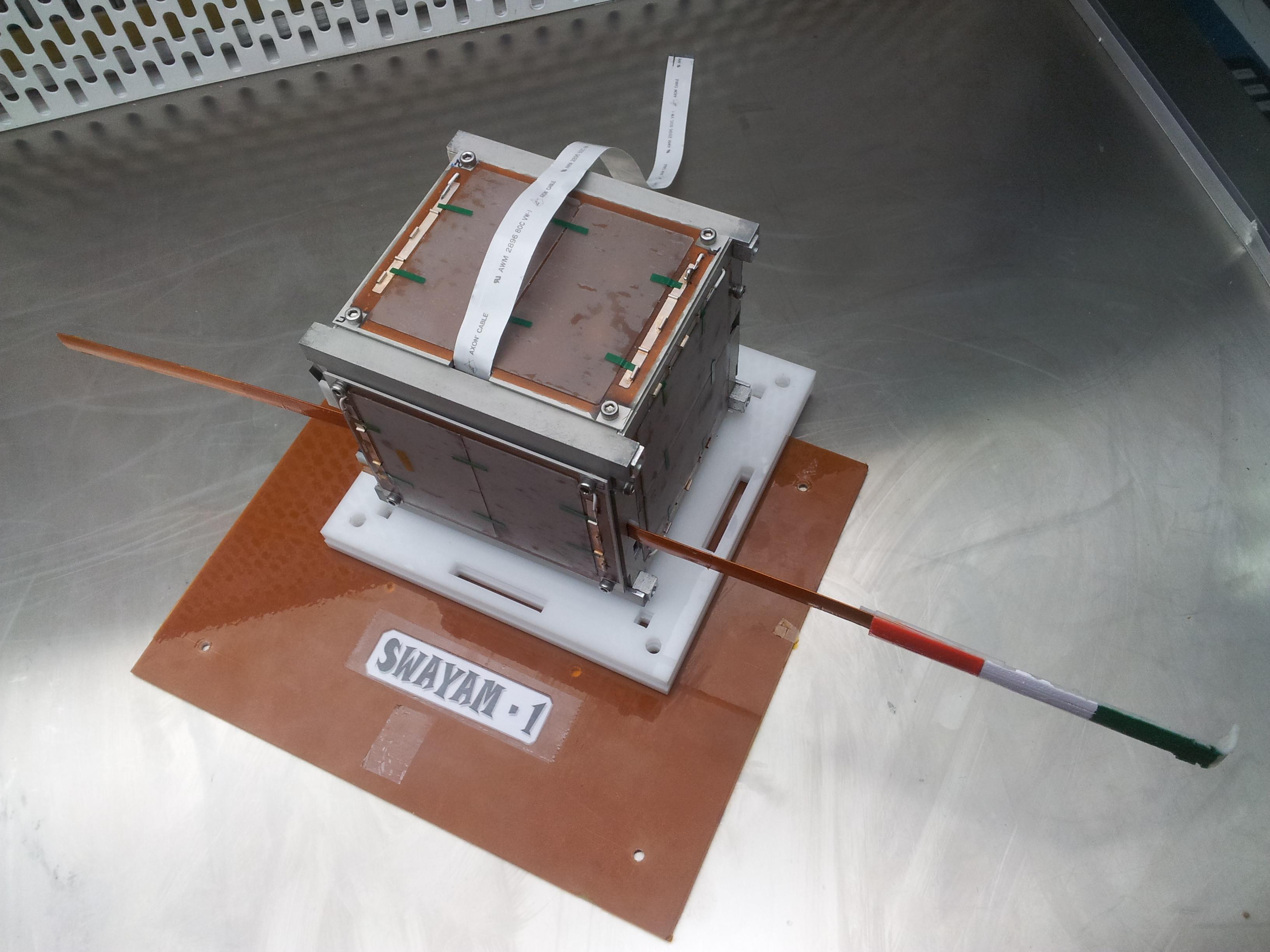 Swayam Cubesat